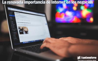 Internet en los negocios ExpoConsultores