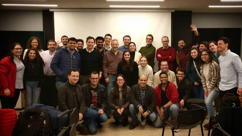 Startup Chile charla ExpoConsultores